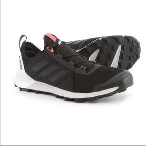 Adidas Terrex women speed trail running shoe